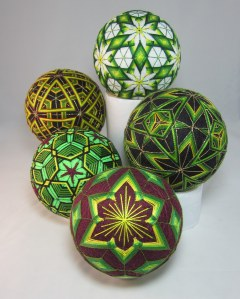 All My Temari Dandelion Fever--Last (1)