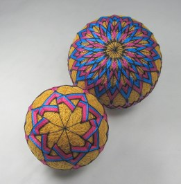 All My Temari, Kiku Variations Study (2)