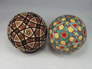 All My Temari, GT40 Colorways (2)