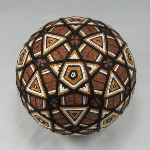 All My Temari, GT40 Pattern (3)